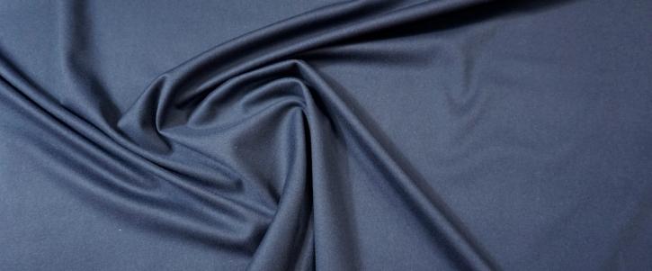 Kaschmir - mattes tintenblau