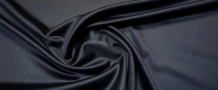 mittelschwerer Kaschmir - schwarzblau