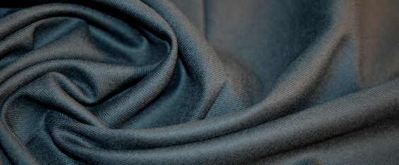 Flanell - graugrün