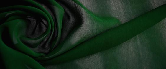 Chiffon - grün