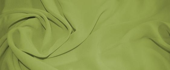 Rest Chiffon - lindgrün
