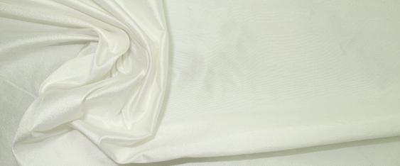 Wildseide, elfenbein-weiß / ivory