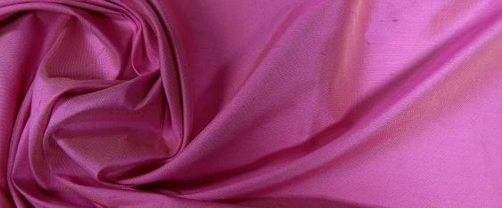 Dupion - pink