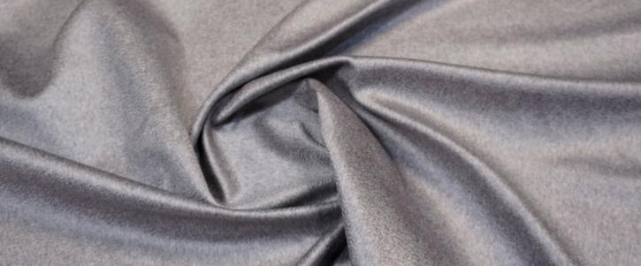 Kaschmir - winddicht, grau