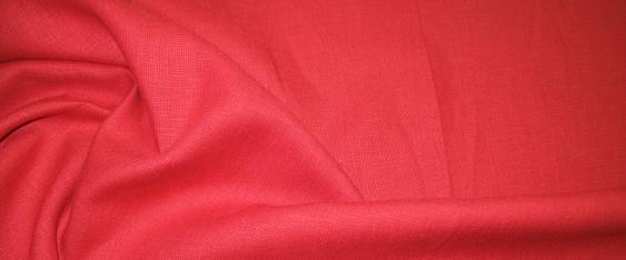 Leinen - rot