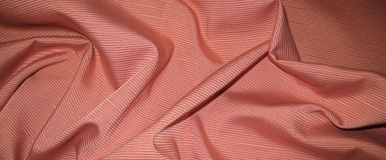Polyester/Baumwolle altrosa