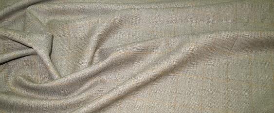 Schurwolle - graubeige
