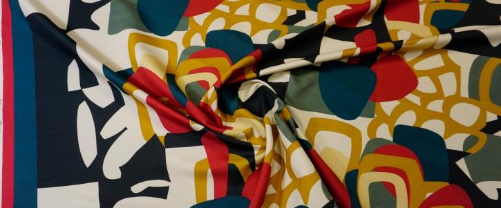 Wildseide - abstraktes Muster