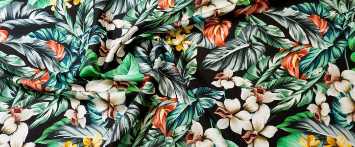 Seidentwill - Blätter
