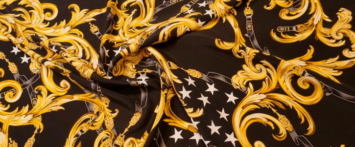Versace - Sterne mit gold