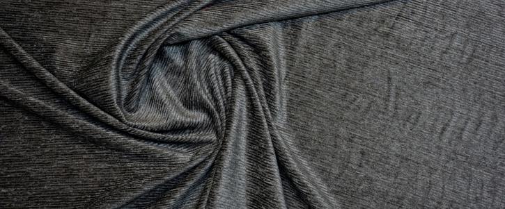 Seidenchenille - dunkelbraun