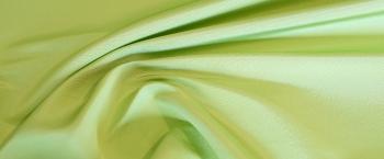 Seide - grasgrün