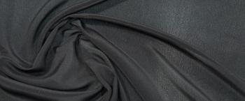 Seide - schwarz