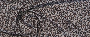 Seide - Animalprint