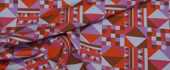 Prada - geometrisches Muster