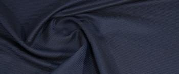 Kostümseide - schwarzes nachtblau