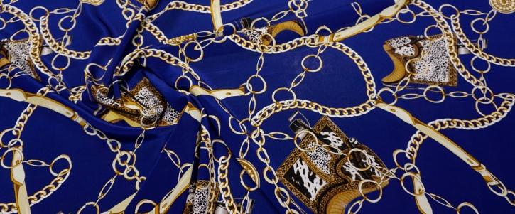 Versace - Sattel und Ketten
