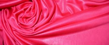 feiner Seidenjersey - pink