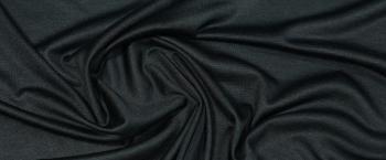 Rest Seidenjersey - schwarz