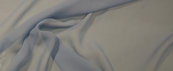 Chiffon - himmelblau