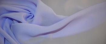Chiffon - fliederfarben