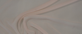 Seidenchiffon - blaßrosa