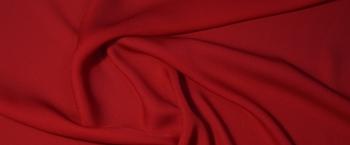 Seidenchiffon - rot