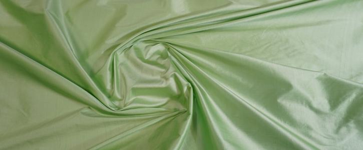 Dupionseide - frisches maigrün