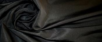 Taft - schwarz