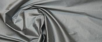 Dupion - silber