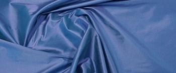 changierender Taft - blau/lila