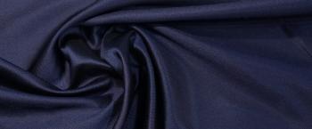 feste Seide - nachtblau