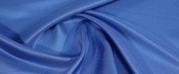 strukturierte Seide - himmelblau