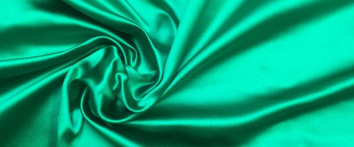 Seidenduchesse - grün