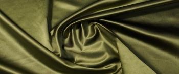 Seidenduchesse - olivgrün