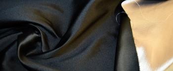 Kostümqualität - schwarz-silber