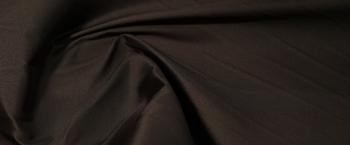 Seidenmischung - schwarz