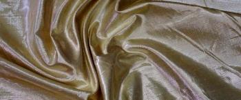 Seidenmetallmischung - gold