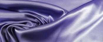 Satin in Stretchqualität - lila