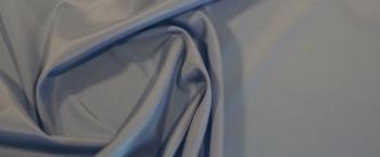 Seidenstretch - hellblau