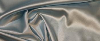 Seidenstretch - helblau