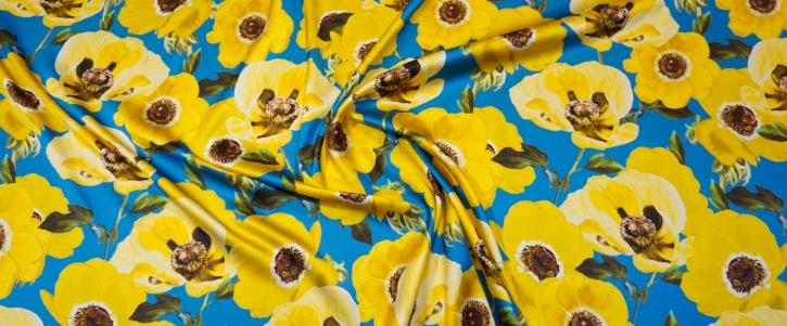 Dolce & Gabbana - gelb auf blau