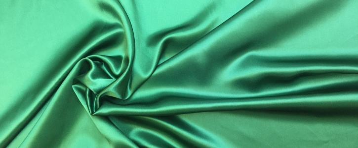 Seidensatin - tannengrün