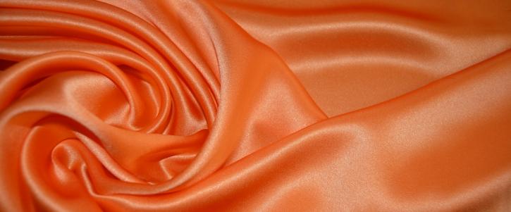 Satin - orange
