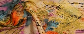 SeideLeinenMischung - Farbimpressionen