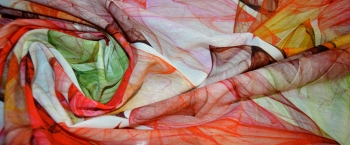 Musselin in Stretchqualität