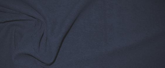 Rest Frottier - nachtblau