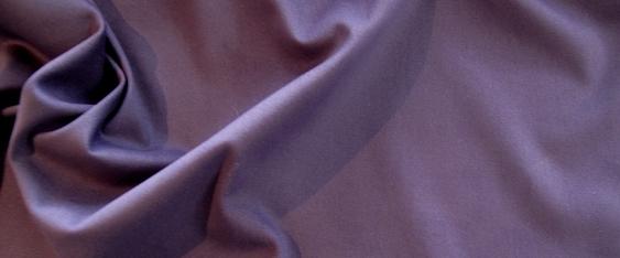 Baumwollstretch lila