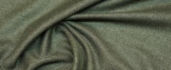 Weichfallende Kleiderware - tannengrün