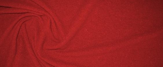 Schurwollmischung - weinrot